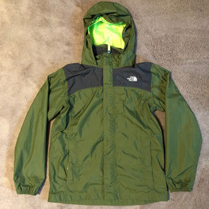 Youth The North Face Jacket/Rain coat